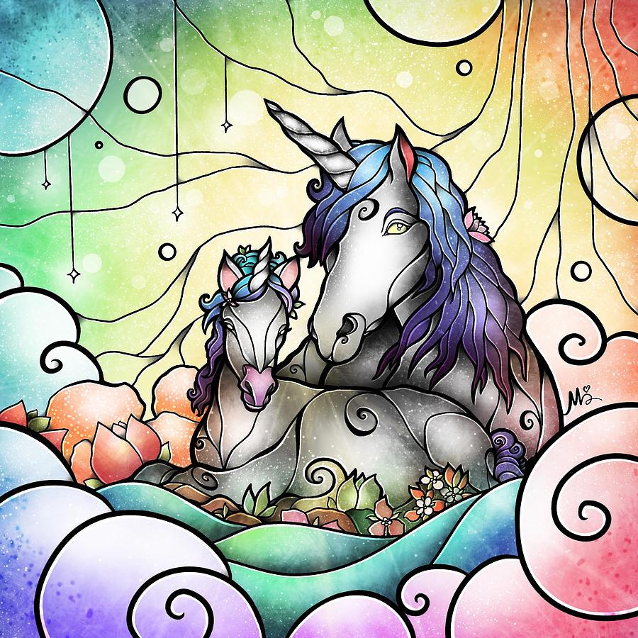 Magic Mama by Mandie Manzano