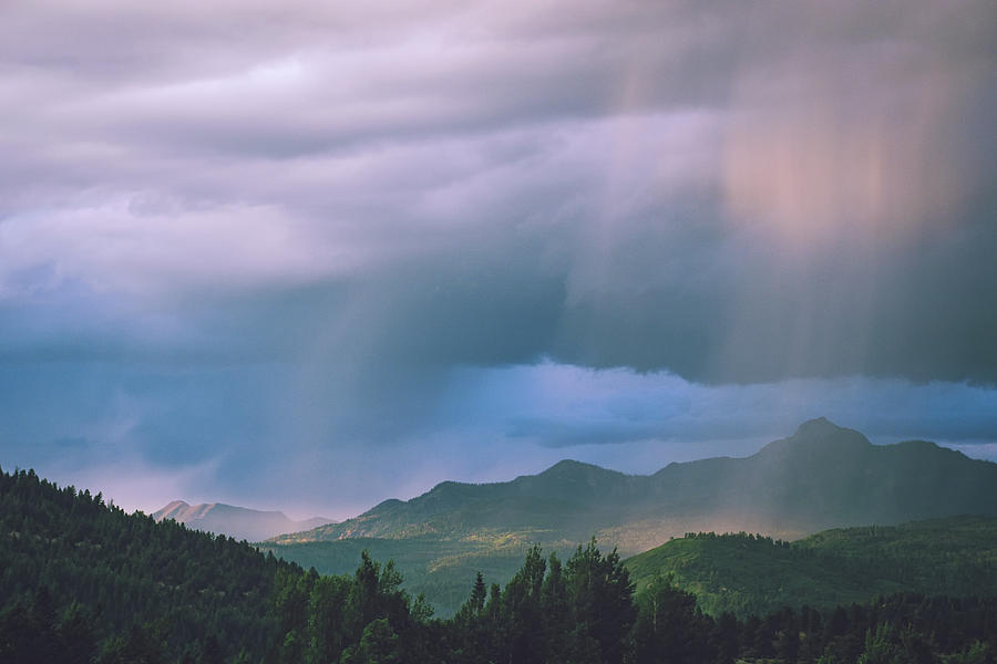 Magical Monsoon Light by Jason Coward