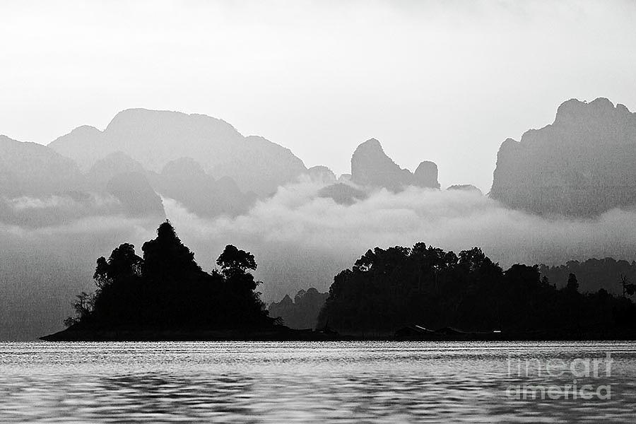 Magical Thai Landscape by Craig Lovell