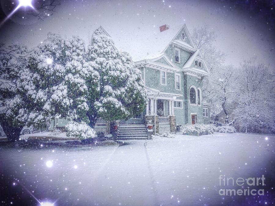 Magical Winter by Jenny Revitz Soper