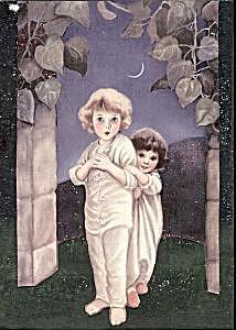 Children Print - Magical World by Grace Marie