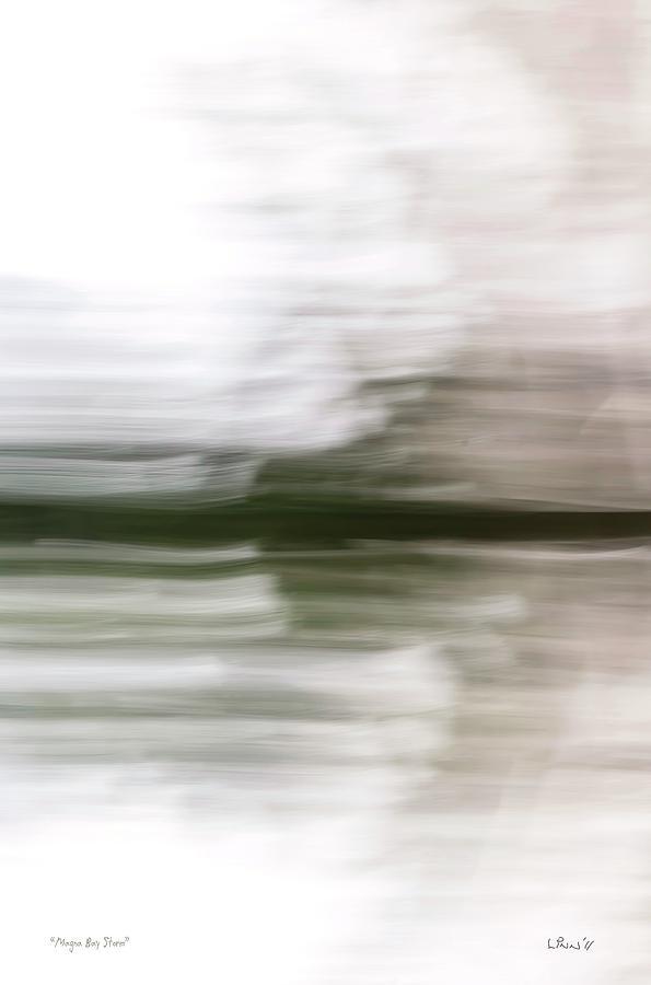 Storm Digital Art - Magna Bay Storm by Bill Linn