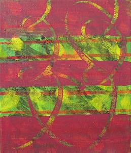 Painting Painting - Magnetism by Brad Bannister