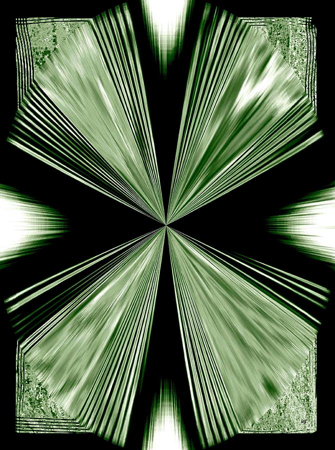 Abstract Digital Art - Magnetism by Will Borden