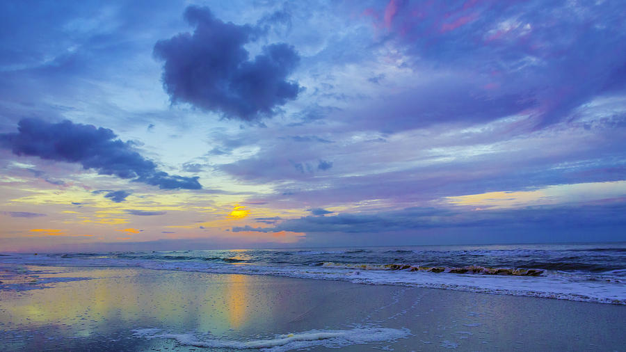 Clouds Photograph - Magnificent Beauty by Paula Porterfield-Izzo