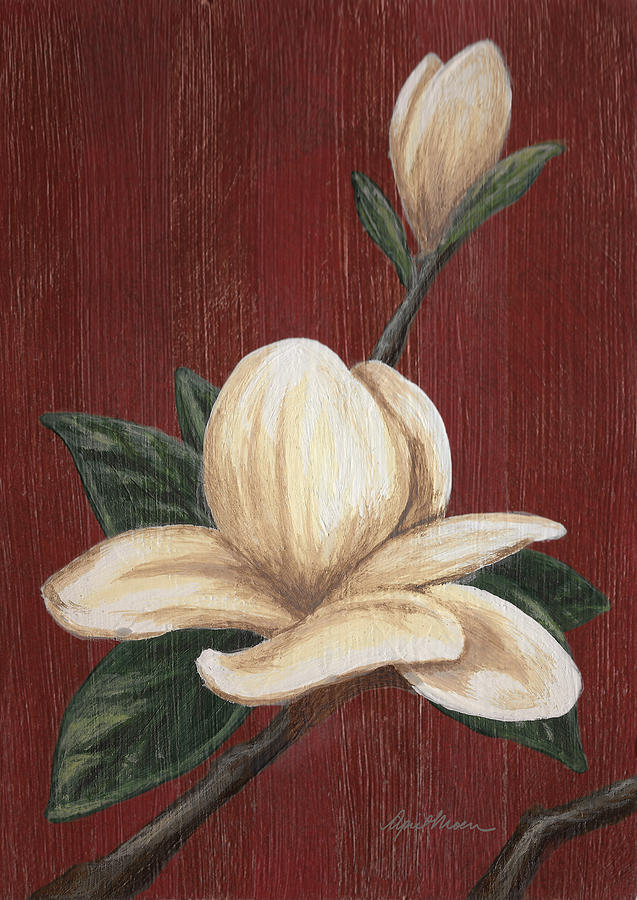 Magnolia I by April Moen