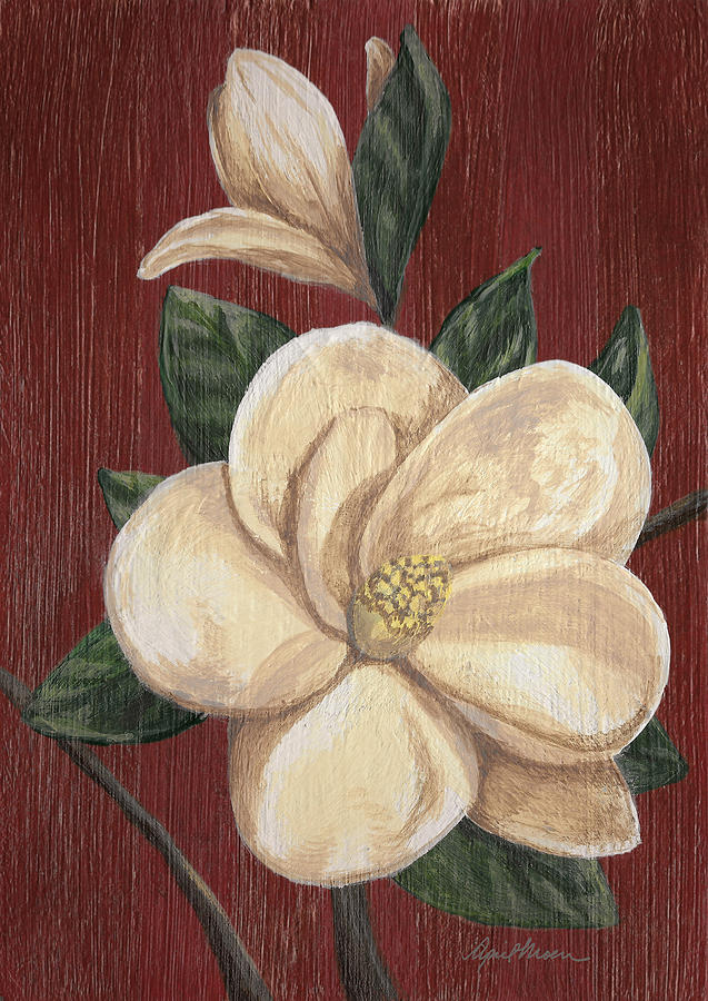Magnolia II by April Moen