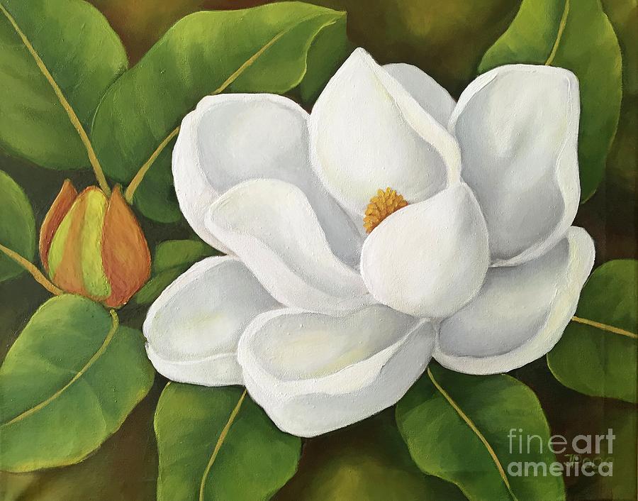 Magnolia by Inese Poga