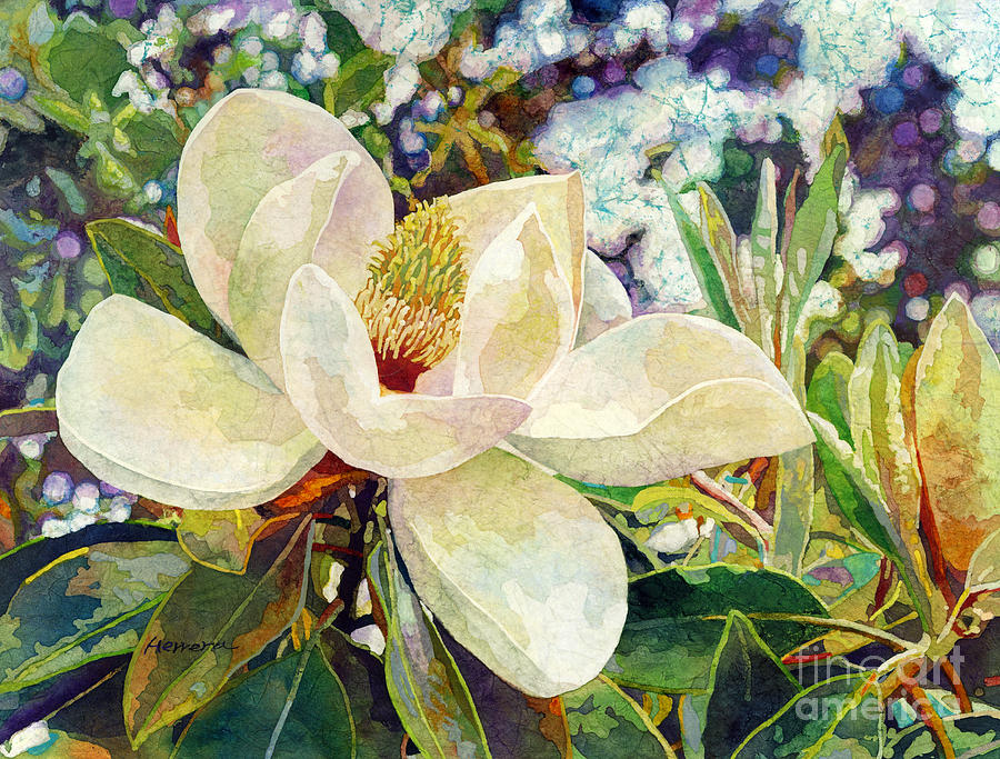 Magnolia Melody Painting