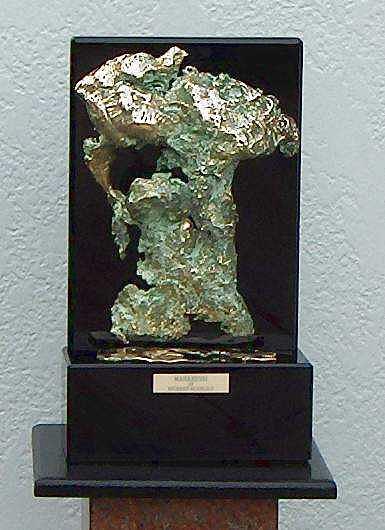 Sculpture Sculpture - Maharishi by Richard W Beau Lieu
