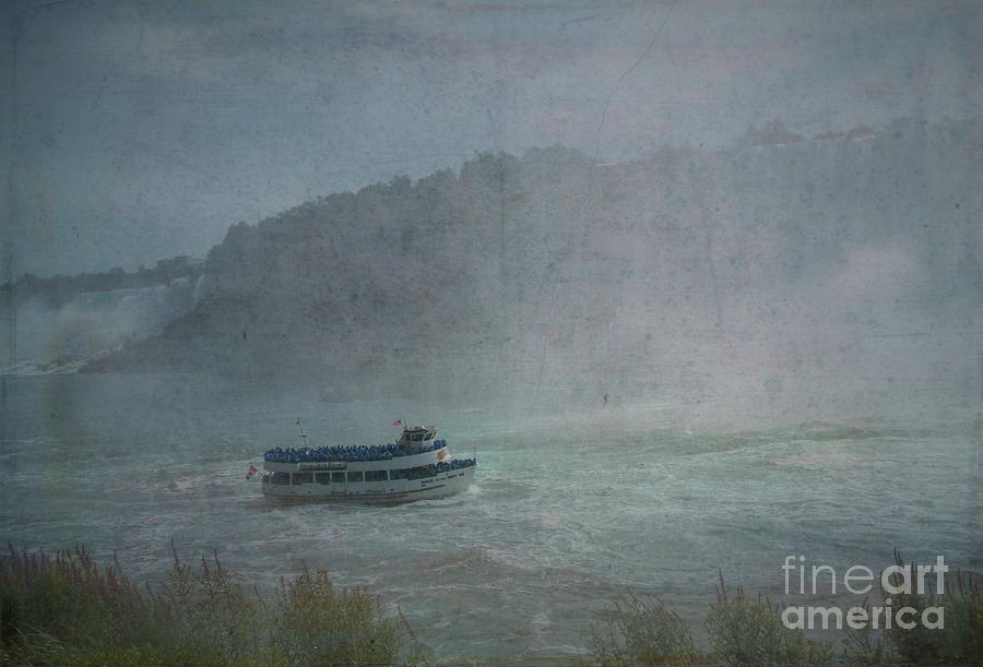 Maid Of The Mist Photograph - Maid Of The Mist by Luther Fine Art
