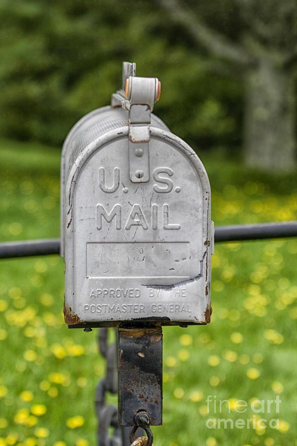 Mailbox Photograph