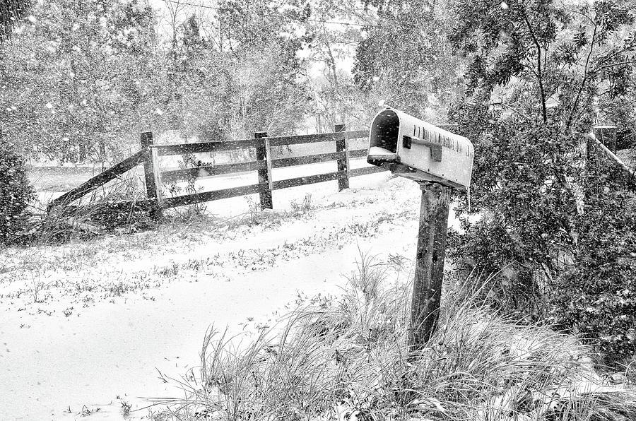 Mailbox Snow by Scott Hansen