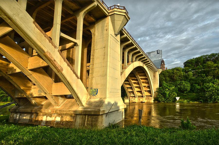 Main St Bridge by Ricardo J Ruiz de Porras
