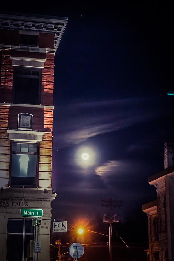 Main St Photograph by Kendall McKernon