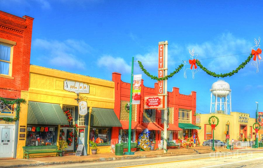 Buildings Photograph - Main Street  by Debbi Granruth