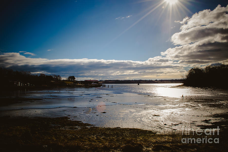 Maine Waters by Anna Burdette