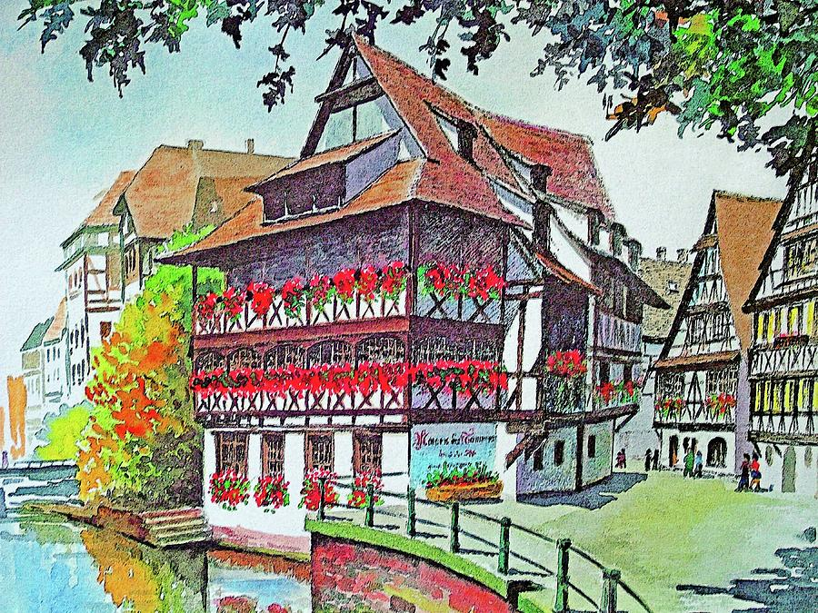 Maison des Tanneurs by Joseph Hendrix