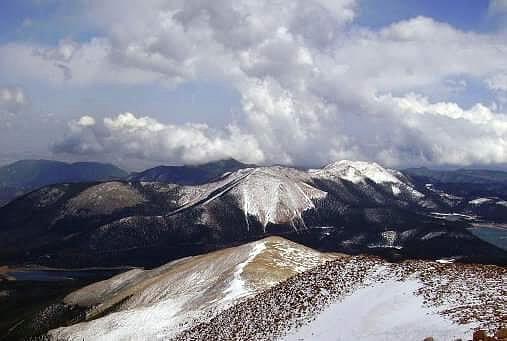 Majestic Rockies Photograph