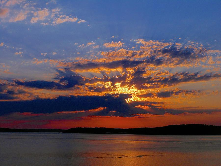 Majestic Sky by My Lens and Eye - Judy Mullan -