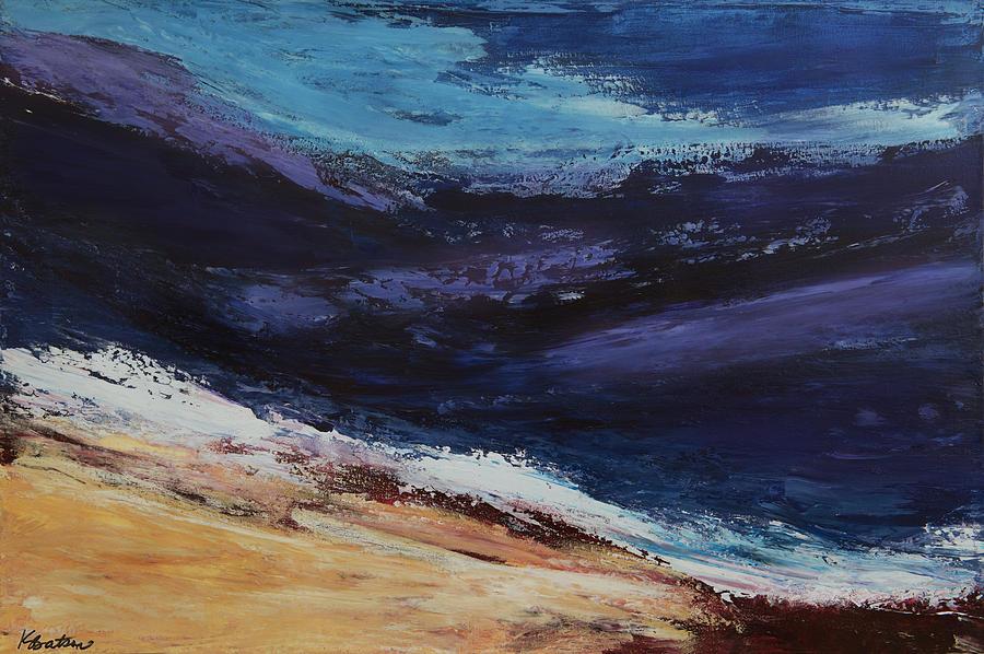 Canvas Print Painting - Majesty by K Batson Art