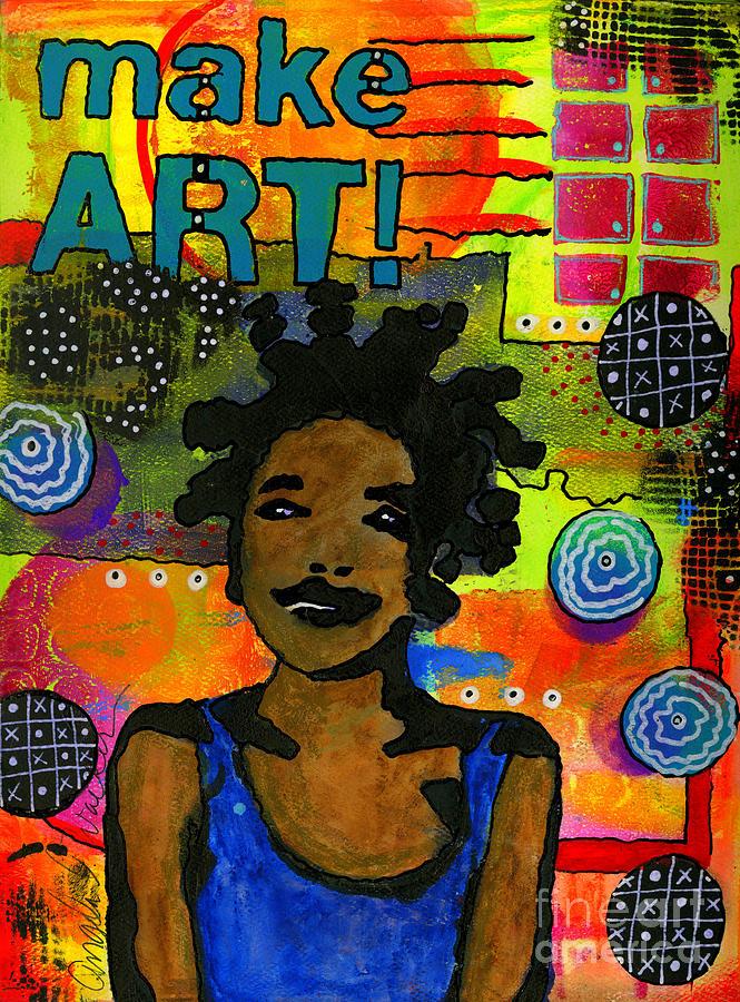 Make Art Mixed Media