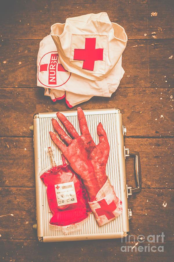 Make Your Own Frankenstein Medical Kit