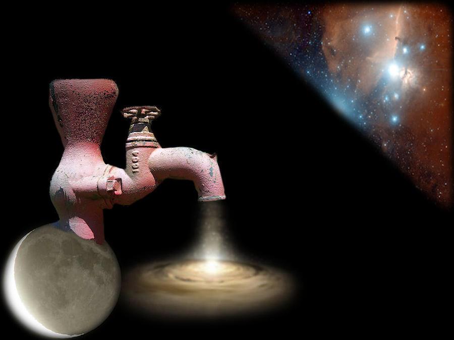 Nebula Digital Art - Making A Universe by Jason Stephenson