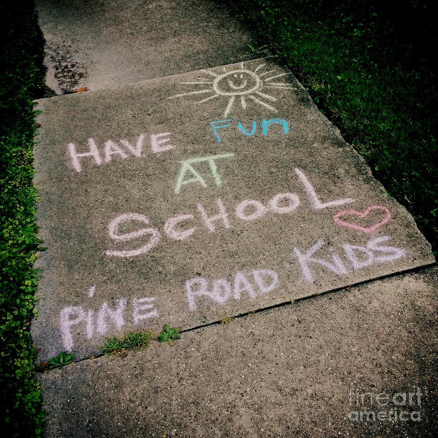 Making Memories In The Neighborhood Photograph