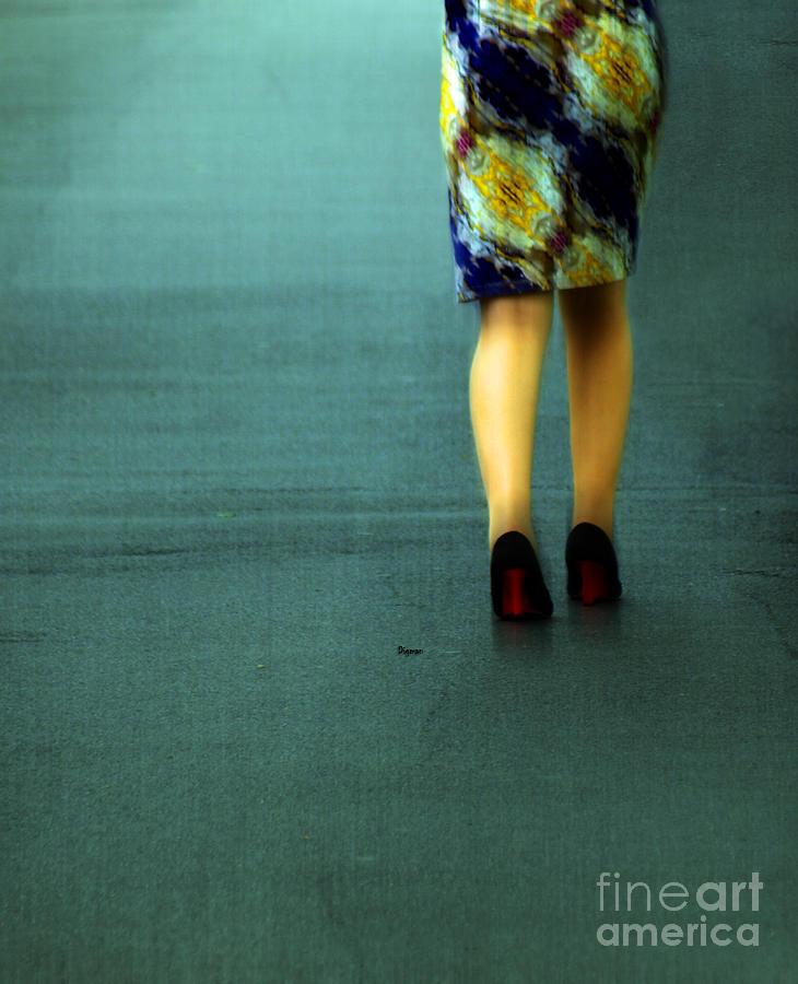 Women Photograph - Making Rain  by Steven Digman