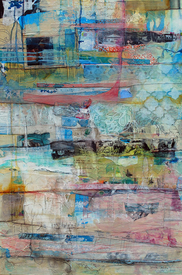 Abstract Painting - Making The Mind Visible by Donna Stubbs