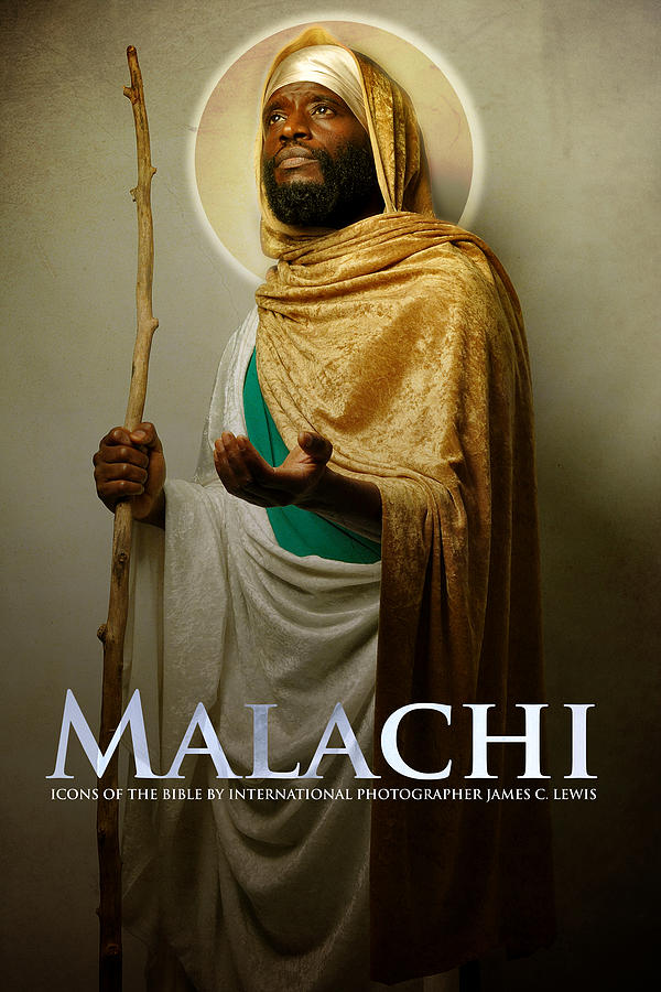 Malachi Photograph By Icons Of The Bible