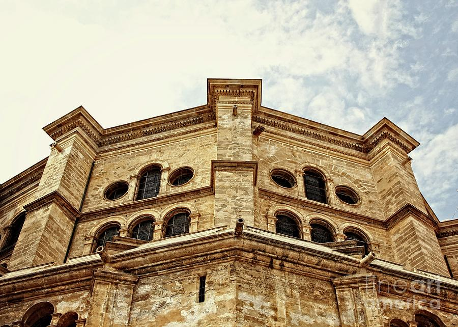 Malaga Cathedral by Jackie Mestrom