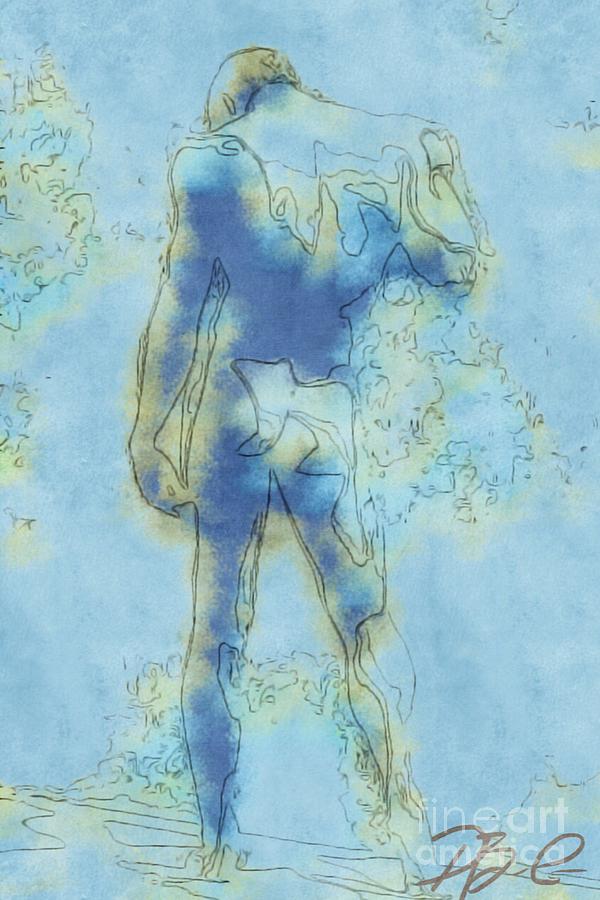 Male model 2 by Dawn Bearden