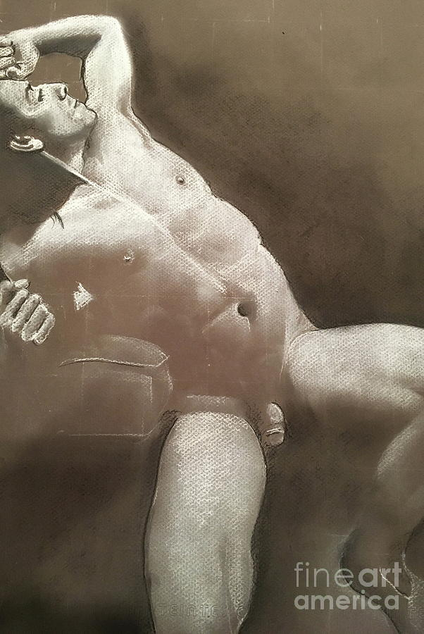 Nelson model John nude