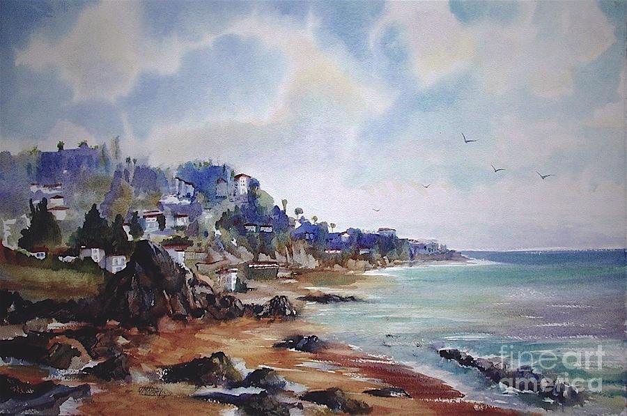 Malibu California by John Mabry