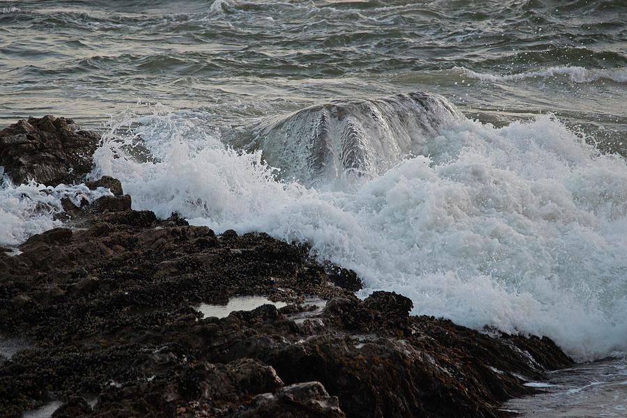 Malibu Surf Photograph