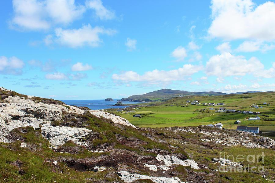 Malin Head 2 Donegal Ireland by Eddie Barron