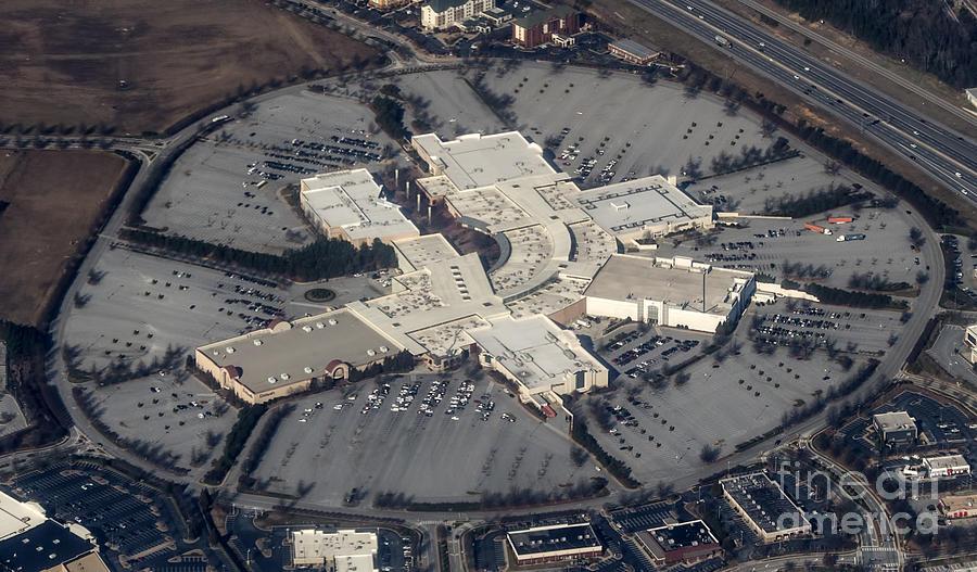 Mall At Stonecrest In Atlanta by David Oppenheimer