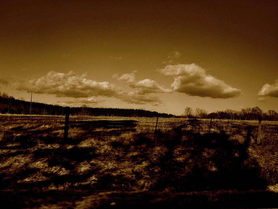 Clouds Photograph - Mama Said Therell Be Days Like This by Katie Ransbottom