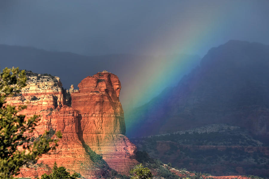 Sedona Photograph - Man In Black by Donna Kennedy