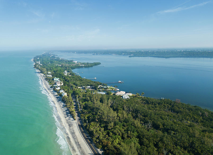 Manasota Key, Florida Photograph by Stephanie McDowell