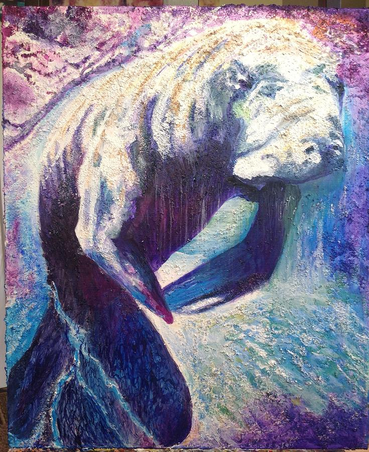 MANATEE by Toni Willey