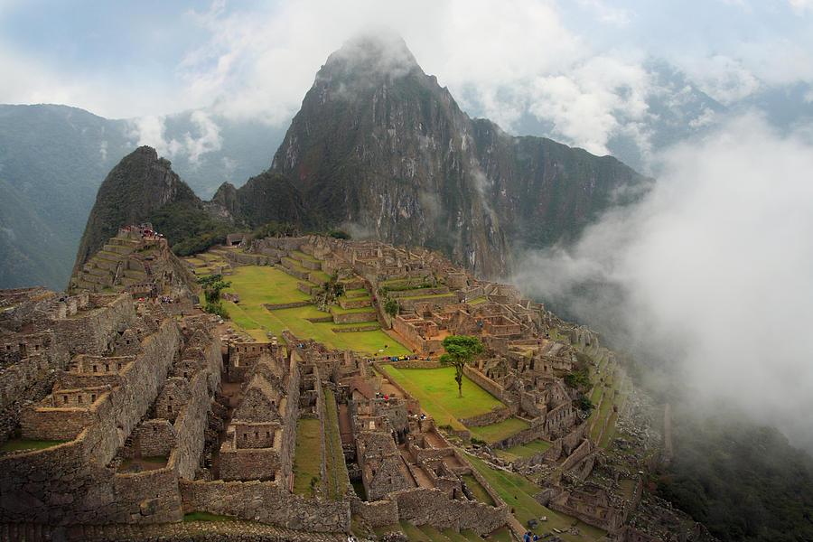 Manchu Picchu by Jed Holtzman