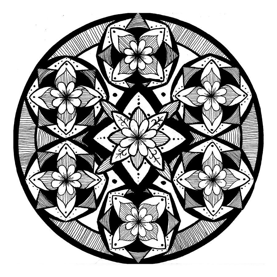 Mandala #1 by Eseret Art