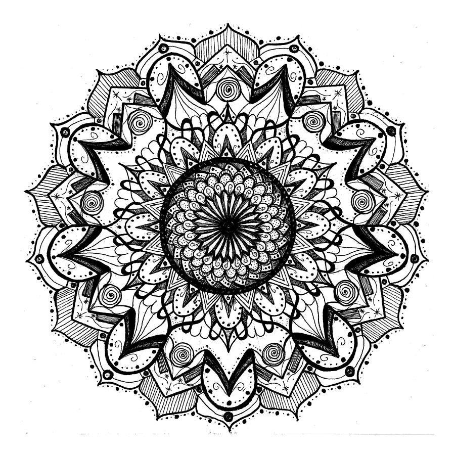 Mandala #13 by Eseret Art