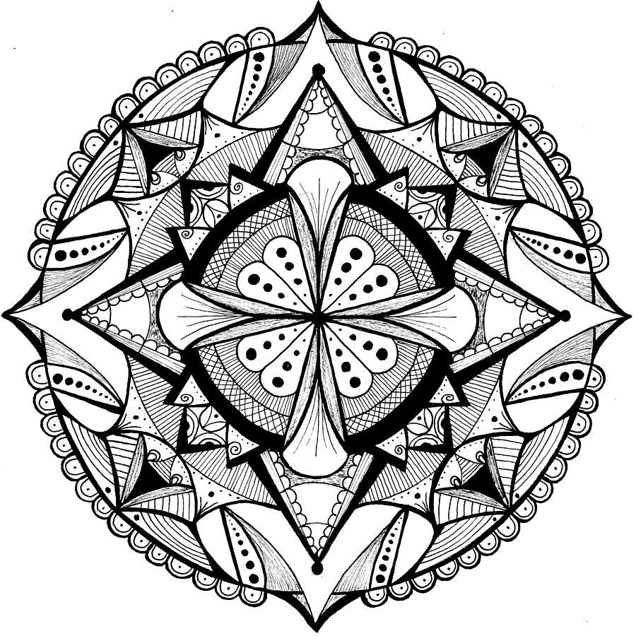 Mandala #18 by Eseret Art