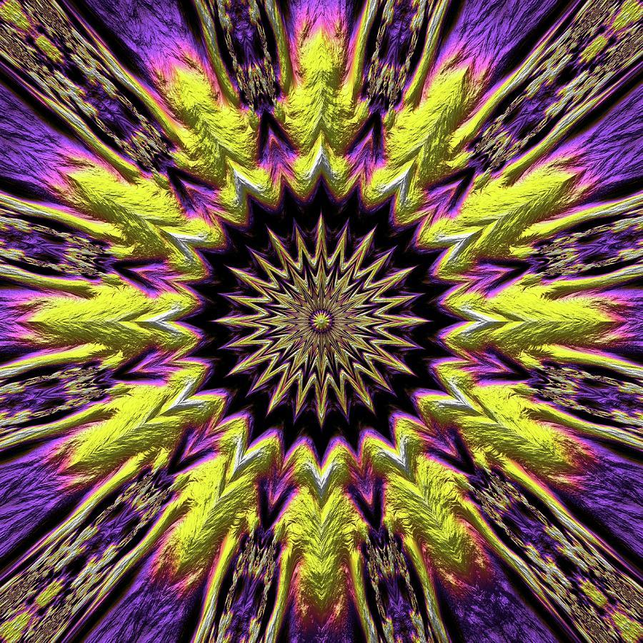 Mandala Digital Art - Mandala 574535 by Robert Thalmeier