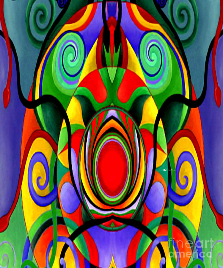 Mandala 9701 Digital Art