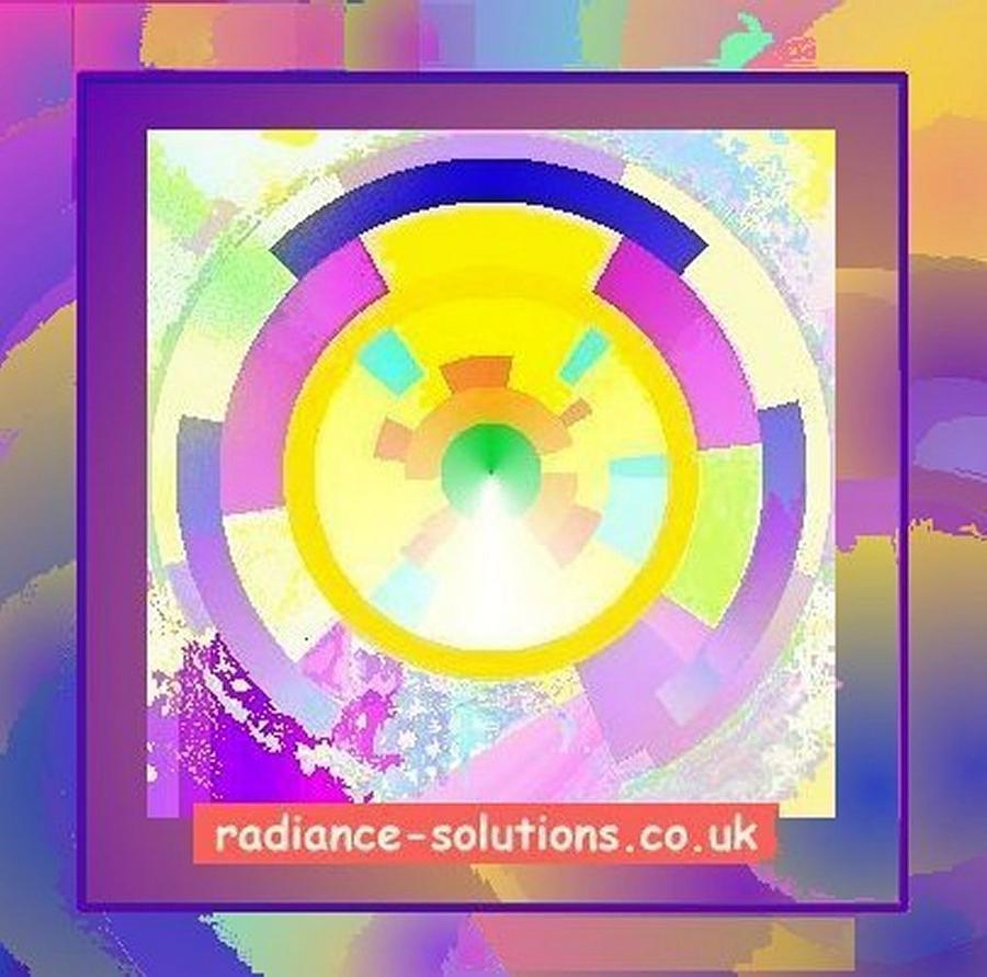 Mandala Digital Art - Mandala by Julia Woodman